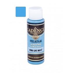 farba premium 70 ml 6266 szaro-niebieski