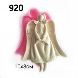 foremka silikonowa anioł z gwiazdą