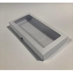 pudełko z okienkiem DL 300g białe