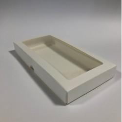 pudełko z okienkiem DL 300g ecru
