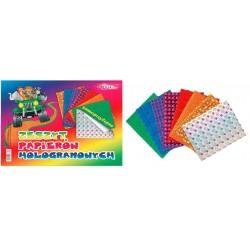 papiery holograficzne samoprzylepne B-5
