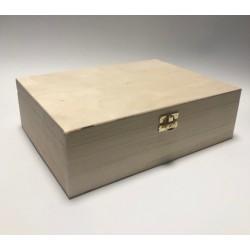 pudełko z zapięciem 27,5*20,5*8,3