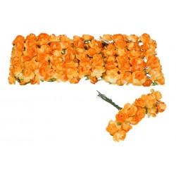kwiat papierowy 1,4-1,9 cm pęk.12 szt po