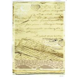 ***papier cienki A-4 1481 pismo