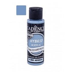 cadence farba hybrydowa 70 ml H95 egejski