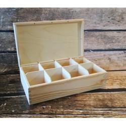 drew.herbaciarka 8-kom.28*17*8,5 cm bez zapięcia