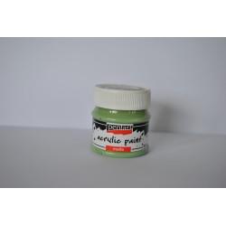 pentart farba akrylowa 50 ml zielony