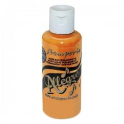 stamperia farba allegro 59 ml KAL08 pomarańcza