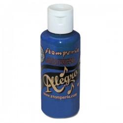 stamperia farba allegro 59 ml KAL26 niebieski