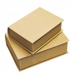 stamperia pudełko książka  2 szt  KC55  18*13*5 cm