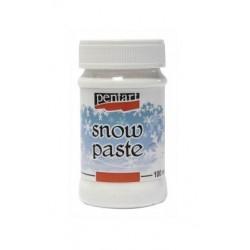 pentart pasta śniegowa 100 ml