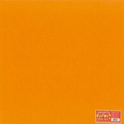 filc 30x30 pomarańczowy