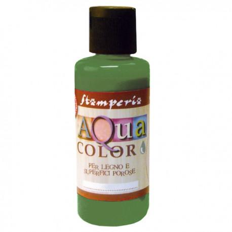 stamperia bejca aquacolor KE34E zielony 60ml