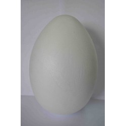 ***jajko styropianowe 20 cm rozkładane
