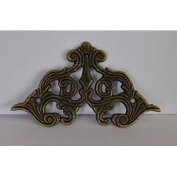 sz.metal dekor narożny 4,5*6 cm