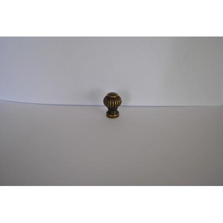 sz.metal uchwyt kulka 1*2 cm