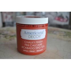 ***farby kredowe americana decor ADC10 czerwona ce