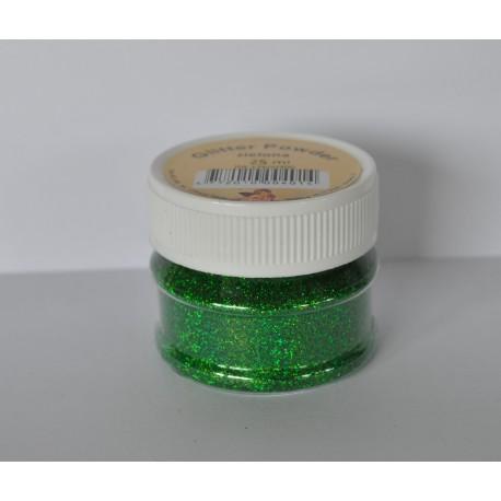 daily art brokat sypki 25 ml zielen choinkowa