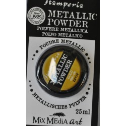 stamperia puder metaliczny 25 ml złoto DP01F
