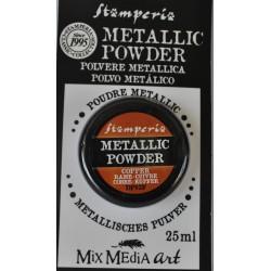 stamperia puder metaliczny 25 ml miedź DP03F