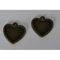 sz.metal medal.serce 2*2,4 cm