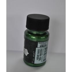farba do szkła i porcelany 50 ml zieleń metaliczna