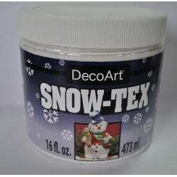 decoart pasta śniegowa 473 ml