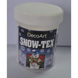 decoart pasta śniegowa 118 ml