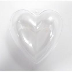 ***serce plexi 12 cm