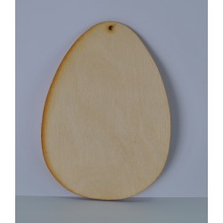 drew.jajko wiszace 14*10 cm