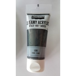 ***pentart farba creamy met.ołów. 60 ml