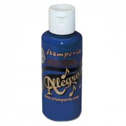 stamperia farba allegro 59 ml KAL28 niebieski navy