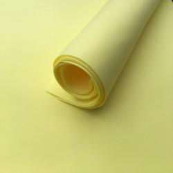 ***foamiran szyfon cytrynowy 49*49 cm