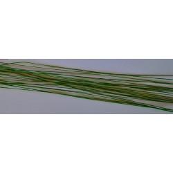 ***drut florystyczny cienki zielony powlekany opk.