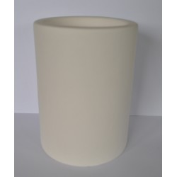 ***ceramika świecznik średni 15 cm