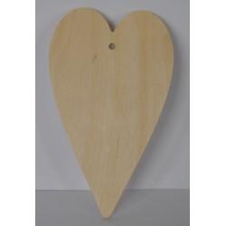 drew.serce 13*8 cm