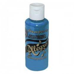 stamperia farba allegro niebieski ocean KAL67