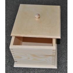 drew.pudełko z przykrywką 11*13*13 cm