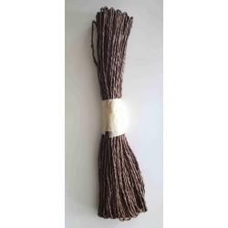 sznurek papierowy 2 mm jasna czekolada 30 m