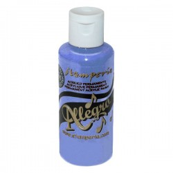 stamperia farba allegro 59 ml kal27 lawendowy