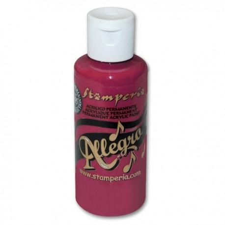 ***stamperia farba allegro malina 59 ml KAL18