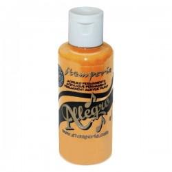 ***stamperia farba allegro żółty ciepły 59 ml KAL0