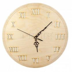 drew.zegar 29 cm +wskazówki
