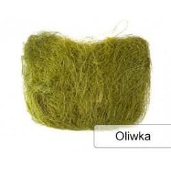 sizal kolor oliwka