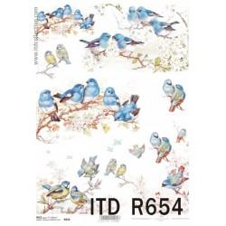papier ryżowy A-4 R-1019