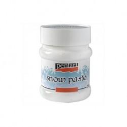 pentart pasta śniegowa 230 ml