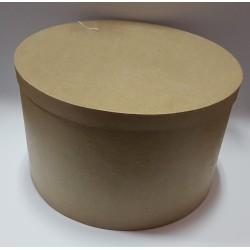 pudełko okrągłe 34,5*21 cm
