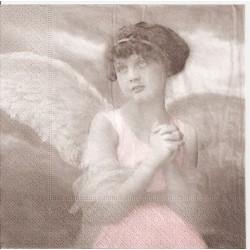 ***serwetka 33x33 V2 anioł