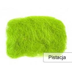 sizal kolor pistacja