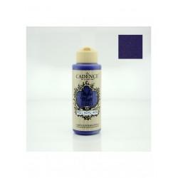 ***cadence farba akrylowa style matt 120 ml granat